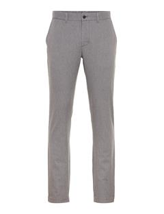 Mens Chaze Flannel Twill Pants Grey Melange