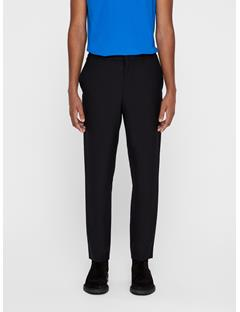 Mens Sasha Quadrat Drawstring Pants Black
