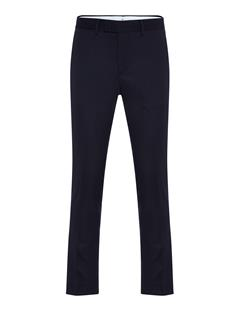 Mens Grant Micro Structure Pants JL Navy
