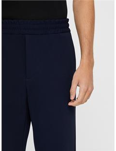 Sasha Jersey Twill Drawstring Pants JL Navy