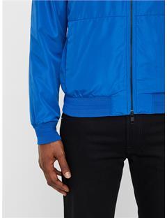 Thom Gravity Bomber Jacket Pop Blue