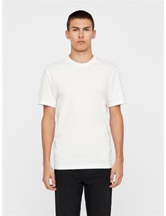 Mens Silo Pima Jersey T-shirt White