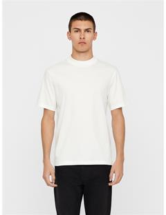Mens Ace Smooth Jersey T-shirt White