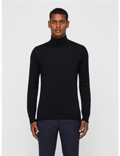 Lyd True Merino Turtleneck Sweater Black