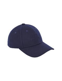 Mens Wool Bomber Cap Mid Blue
