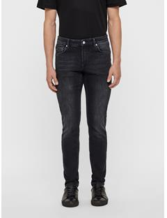 Mens Damien Blublack Jeans Dark Blue