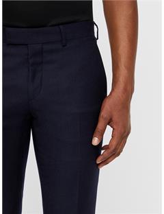 Grant Fancy Wool Pants JL Navy