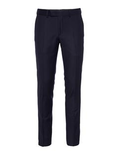Mens Grant Fancy Wool Pants JL Navy