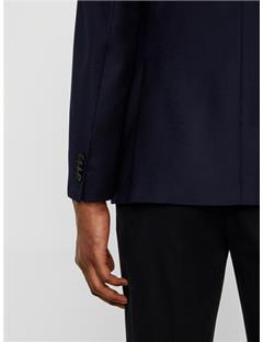 Donnie Fancy Wool Blazer JL Navy