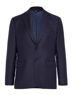 Mens Donnie Fancy Wool Blazer JL Navy