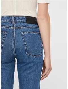 Womens Study Fuji Blue Jeans Mid Blue