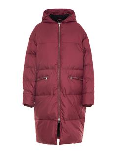 Womens Sydney Taff Coat  Burgundy