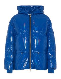 Womens Sloane Bright Coat Wonder Blue