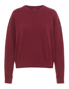 Womens Thea Sweatshirt Burgundy