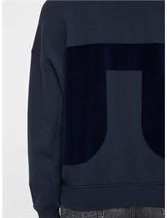 Womens Thea Sweatshirt JL Navy