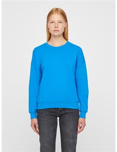 Womens Thea Sweatshirt Wonder Blue