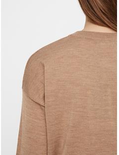 Womens Kerli Perfect Merino Sweater Burro