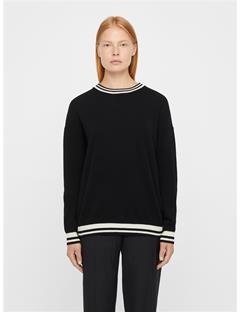 Kerli Cashmere Sweater Black