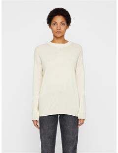 Kerli Cashmere Sweater Off White