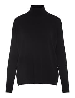 Womens Dolci Perfect Merino Sweater Black