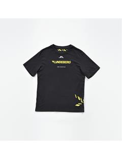 Mens Under Construction: Jordan Jersey Tee Black