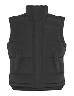 Mens Pulse Textured Cony Vest Black