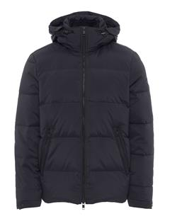 Mens Barry Stretch Down Jacket Black