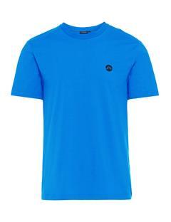 Mens Bridge Jersey T-shirt Pop Blue