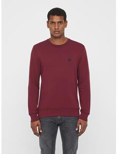 Mens Throw Ring Loop Sweatshirt Zinfandel