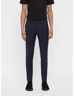 Mens Paulie Comfort Wool Tux Pants Navy