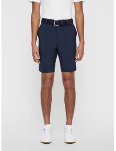 Mens Eloy Micro Stretch Shorts - Tapered Fit JL Navy