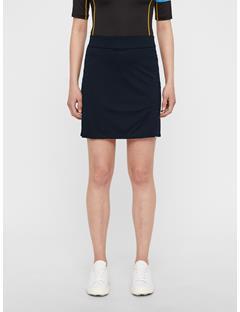 Womens Amelie TX Jersey Long Skirt JL Navy