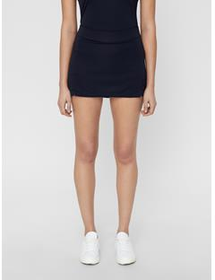 Womens Amelie TX Jersey Mini Skirt JL Navy