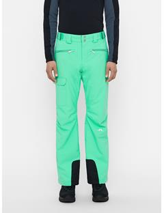 Mens Truuli 2-Ply Pants Fresh Green