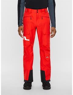 Mens Harper 3-Ply GoreTex Pants Racing Red