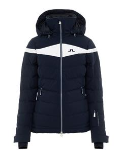 Mens Crillon 2-Ply Down Jacket JL Navy
