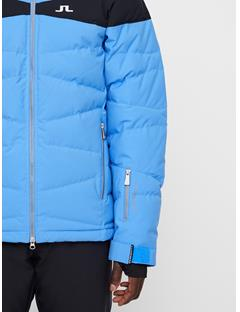 Mens Crillon 2-Ply Down Jacket Silent blue