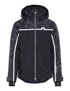 Mens Sitkin 2-Ply Jacket Black Sports Camo