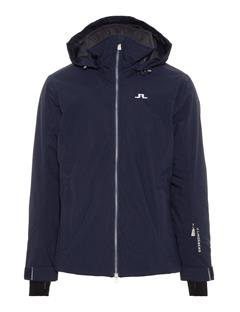 Mens Truuli 2-Ply Jacket JL Navy