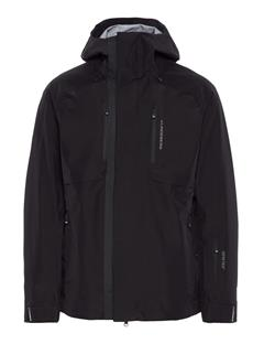Mens Harper 3-Ply GoreTex Jacket Black