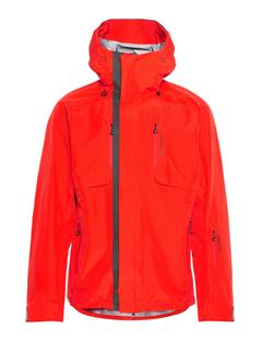 Mens Harper 3-Ply GoreTex Jacket Racing Red