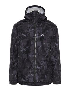 Mens Hubbard 3-Ply Jacket Black Sports Camo