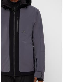 Mens Moffit Dermizax EV Jacket Dk Grey