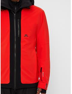 Mens Moffit Dermizax EV Jacket Racing Red