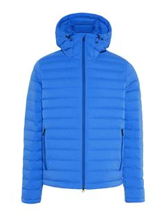 Mens Ease Down Hooded Liner Jacket Daz Blue