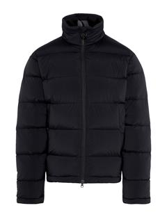 Mens Ease Down Short Jacket Black