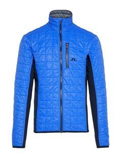 Mens Atna Pertex Hybrid Jacket Daz Blue
