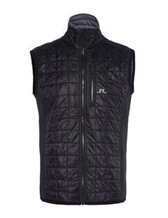 Mens Atna Pertex Hybrid Vest Black