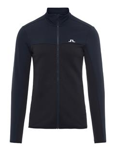 Mens Hubbard Mid-Jacket Black