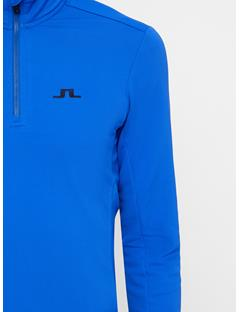 Mens Kimball Fieldsensor Half Zip Mid-Layer Daz Blue